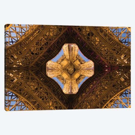Eiffel Tower IV Canvas Print #DCL101} by David Clapp Canvas Wall Art