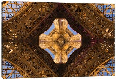 Eiffel Tower IV Canvas Art Print