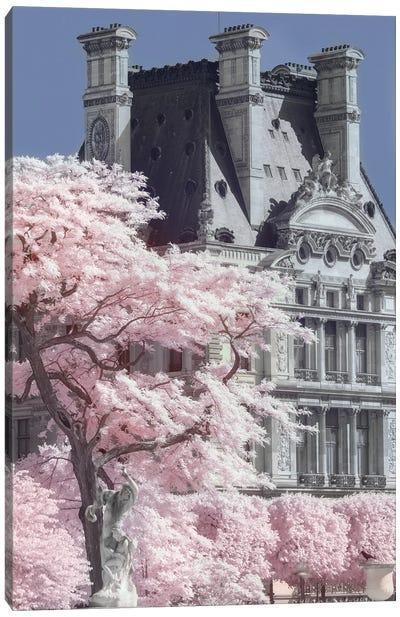 Seine Infrared Canvas Art Print