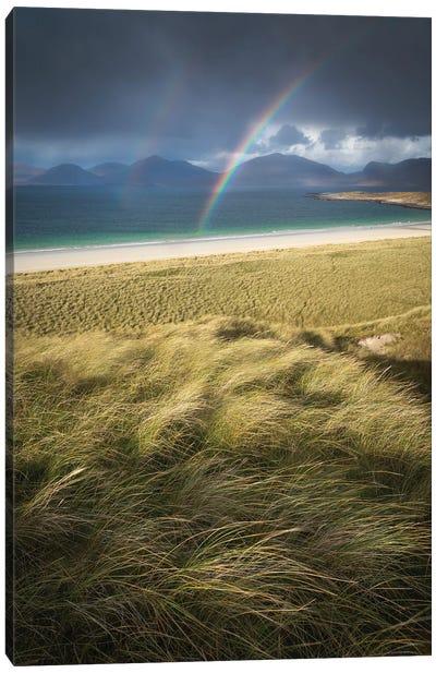 Luskentyre Rainbow I Canvas Art Print