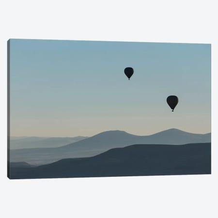 Cappadocia Balloon Ride XXXIV Canvas Print #DCL12} by David Clapp Canvas Wall Art