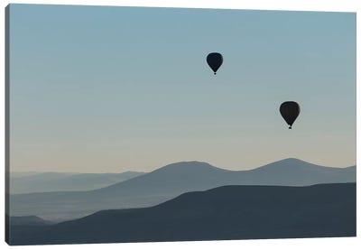 Cappadocia Balloon Ride XXXIV Canvas Art Print
