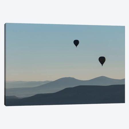 Cappadocia Balloon Ride XXXIV Canvas Print #DCL12} by David Clapp Photography Limited Canvas Wall Art