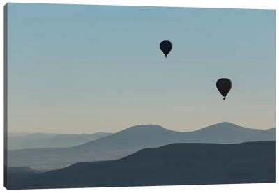 Cappadocia Balloon Ride XXXIV Canvas Art Print