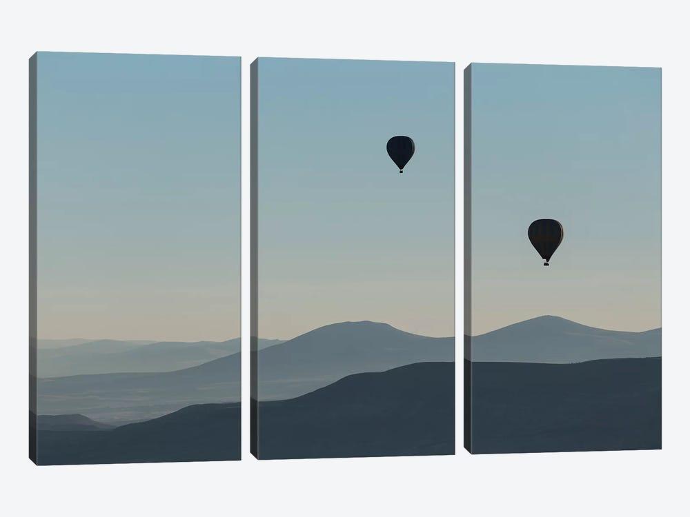 Cappadocia Balloon Ride XXXIV by David Clapp 3-piece Canvas Art