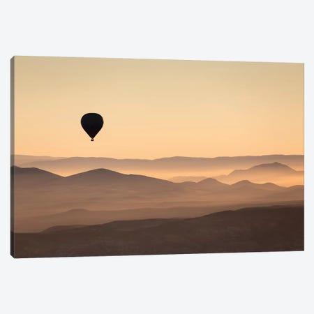 Cappadocia Balloon Ride XLII Canvas Print #DCL13} by David Clapp Canvas Wall Art