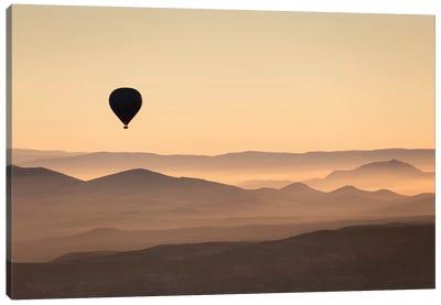 Cappadocia Balloon Ride XLII Canvas Art Print