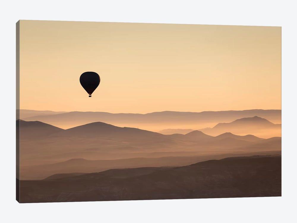 Cappadocia Balloon Ride XLII by David Clapp 1-piece Canvas Print