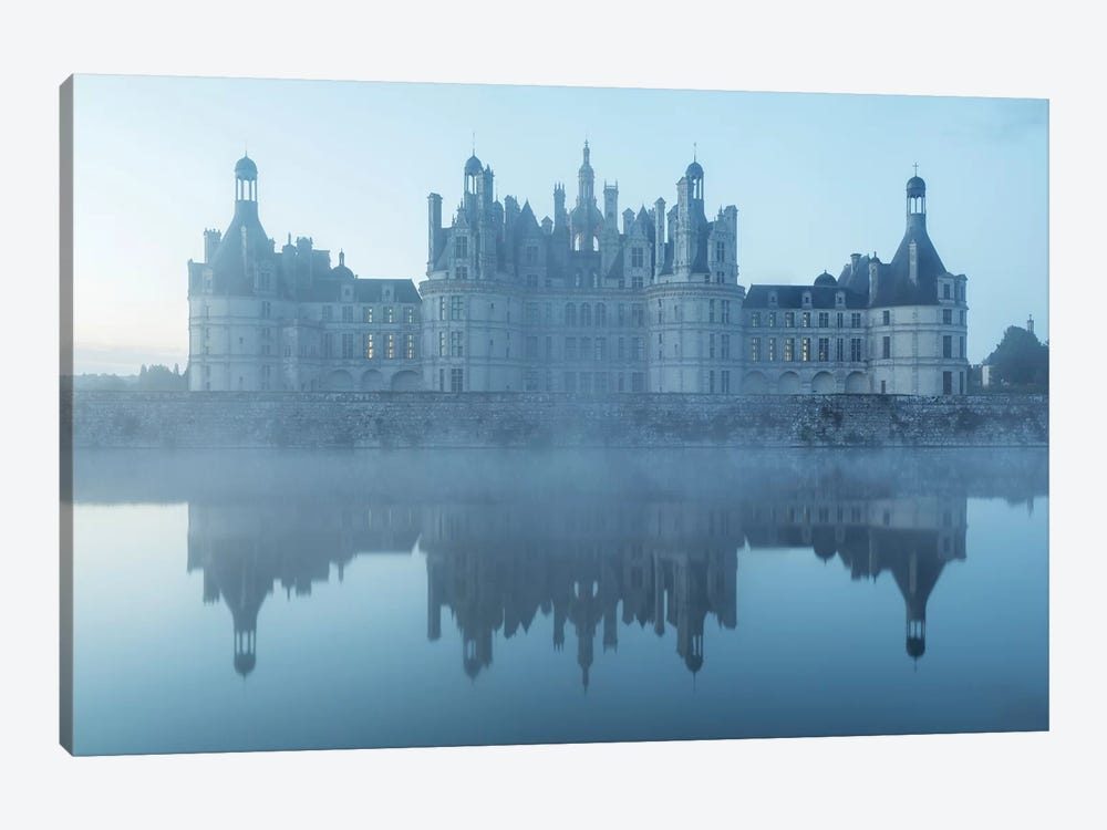 Chambord II by David Clapp 1-piece Canvas Artwork