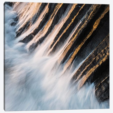 Iceland Arnastapi I 3-Piece Canvas #DCL19} by David Clapp Canvas Artwork