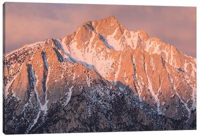 Alabama Hills, Lone Pine Peak II Canvas Art Print