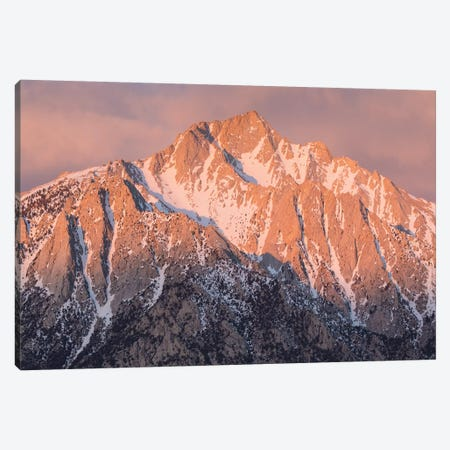 Alabama Hills, Lone Pine Peak II Canvas Print #DCL1} by David Clapp Canvas Art Print