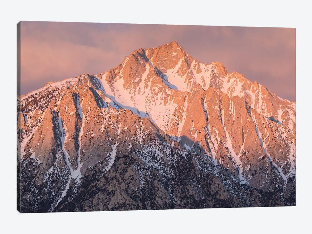 Alabama Hills, Lone Pine Peak II by David Clapp Photography Limited 1-piece Canvas Art