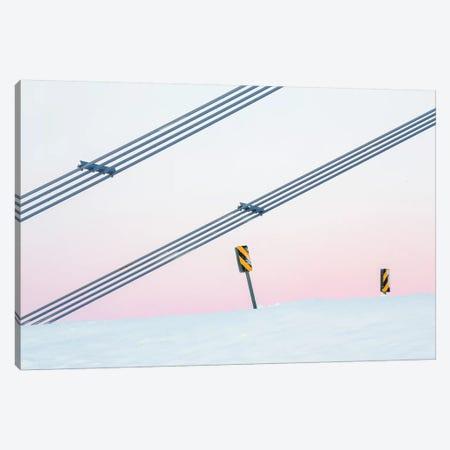 Iceland Jökulsárlón XXXIX Canvas Print #DCL24} by David Clapp Canvas Wall Art