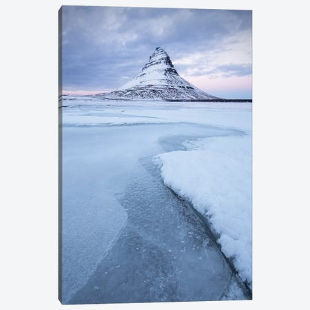 Iceland Snaefellsnes Kirkjufell VII Canvas Print #DCL30} by David Clapp Canvas Art