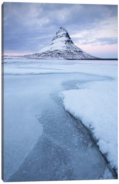 Iceland Snaefellsnes Kirkjufell VII Canvas Art Print