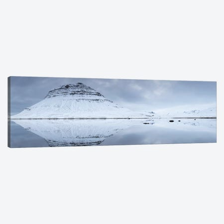 Iceland Snaefellsnes Kirkjufell XXV Canvas Print #DCL31} by David Clapp Canvas Art