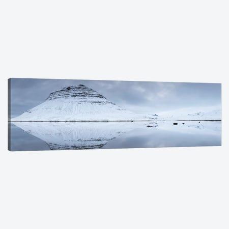 Iceland Snaefellsnes Kirkjufell XXV Canvas Print #DCL31} by David Clapp Canvas Art