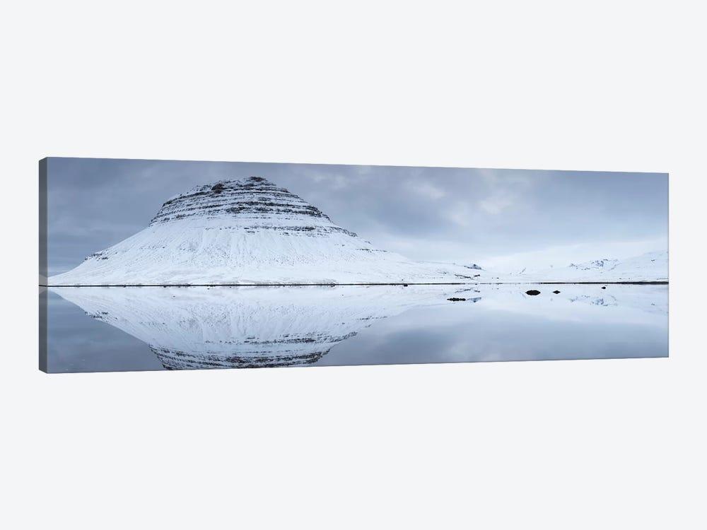 Iceland Snaefellsnes Kirkjufell XXV by David Clapp 1-piece Canvas Art Print