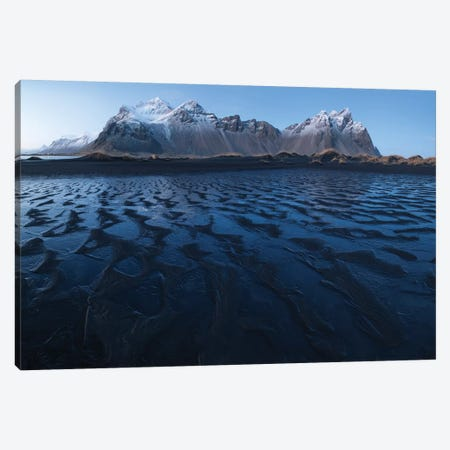 Iceland Stoksnes I Canvas Print #DCL32} by David Clapp Canvas Art