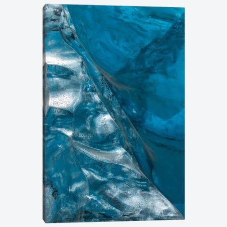 Iceland Vatnajökull Caves VIII Canvas Print #DCL33} by David Clapp Canvas Wall Art