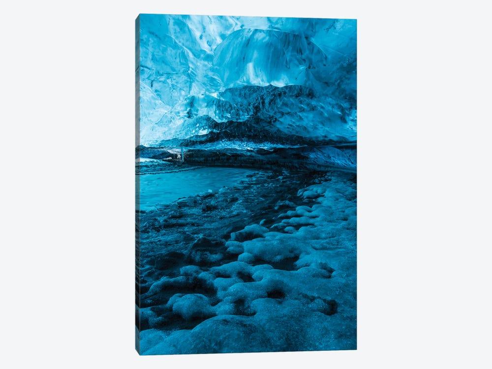 Iceland Vatnajökull Caves X by David Clapp 1-piece Canvas Art