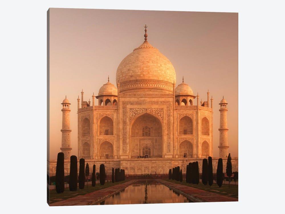 India Agra Taj Mahal I by David Clapp 1-piece Canvas Wall Art
