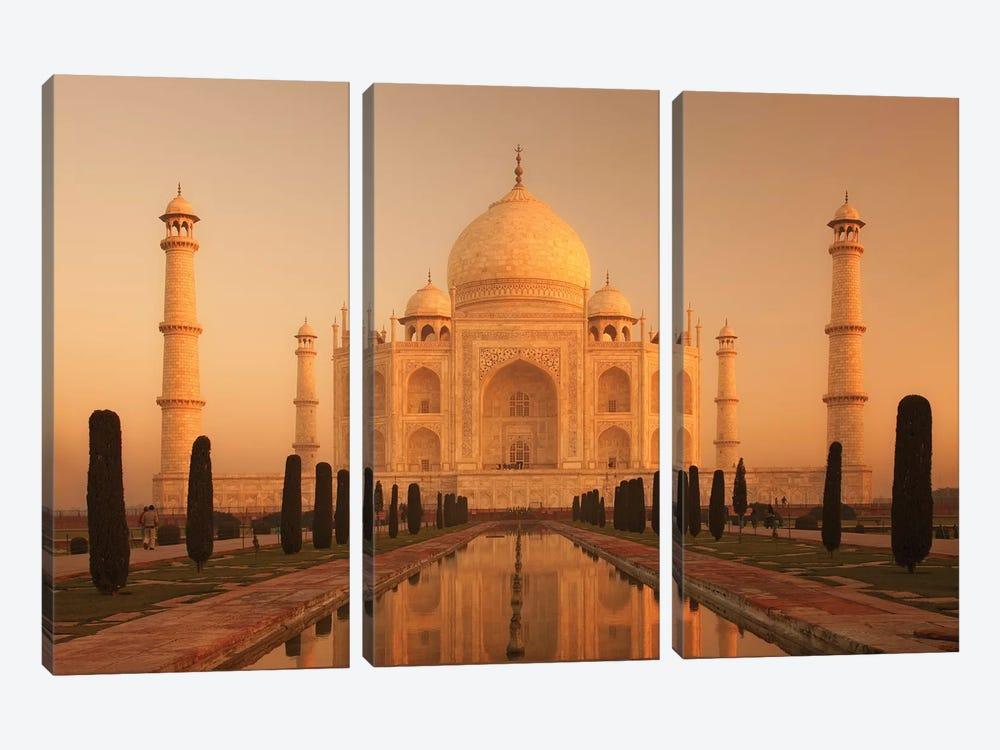 India Agra Taj Mahal III by David Clapp 3-piece Art Print