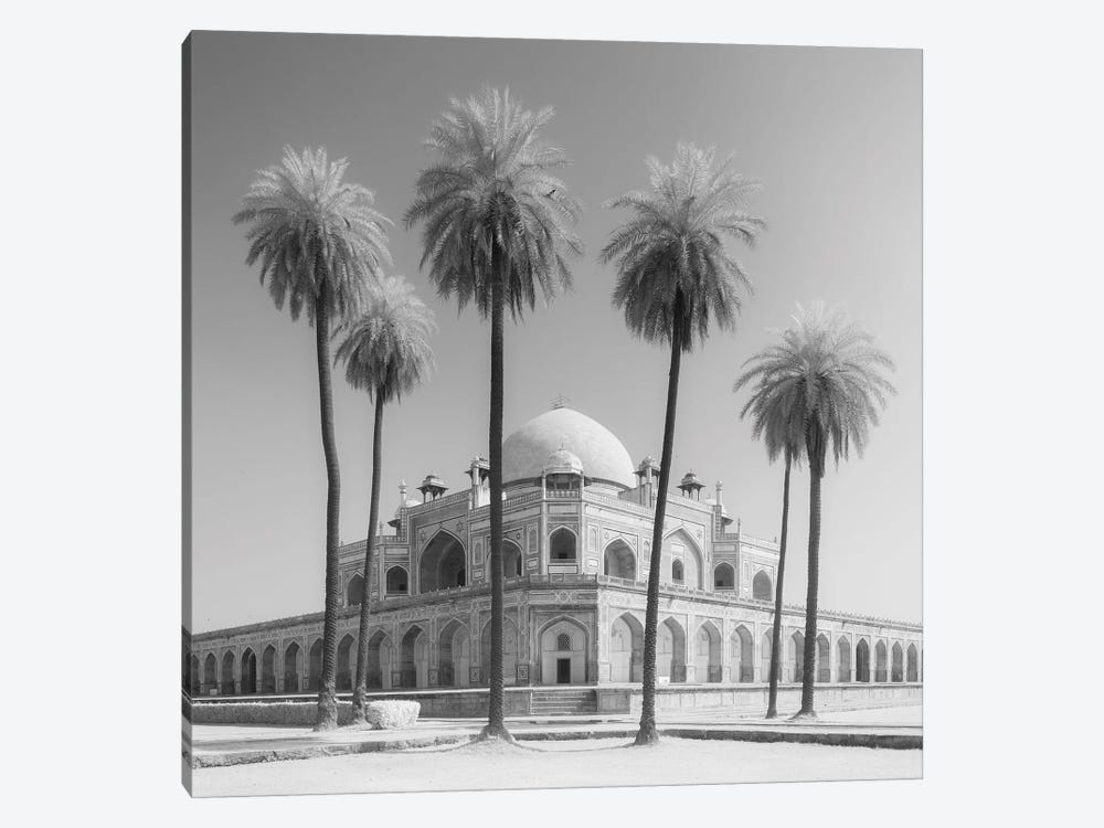 India Delhi Humayan's Tomb I by David Clapp Photography Limited 1-piece Canvas Art Print