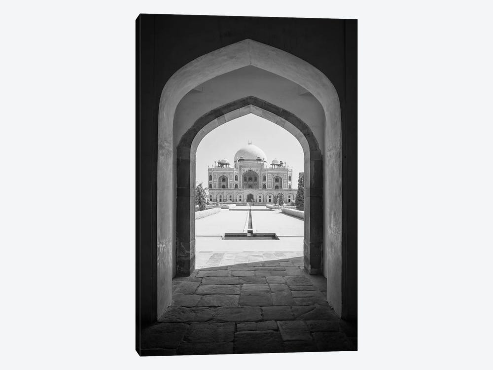 India Delhi Humayan's Tomb IX by David Clapp Photography Limited 1-piece Canvas Wall Art