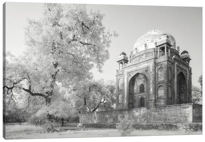 India Delhi Humayun's Tomb XVIII Canvas Art Print