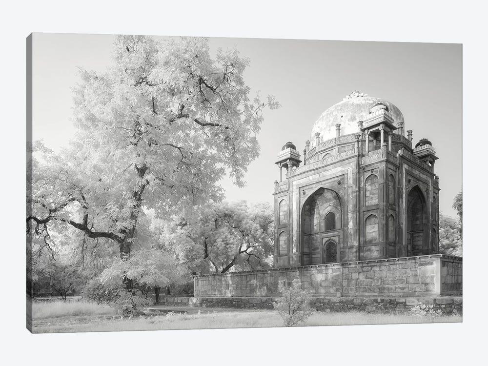 India Delhi Humayun's Tomb XVIII by David Clapp 1-piece Canvas Art Print