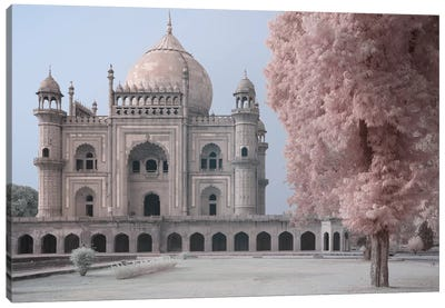 India Delhi Safdarjung's Tomb I Canvas Art Print