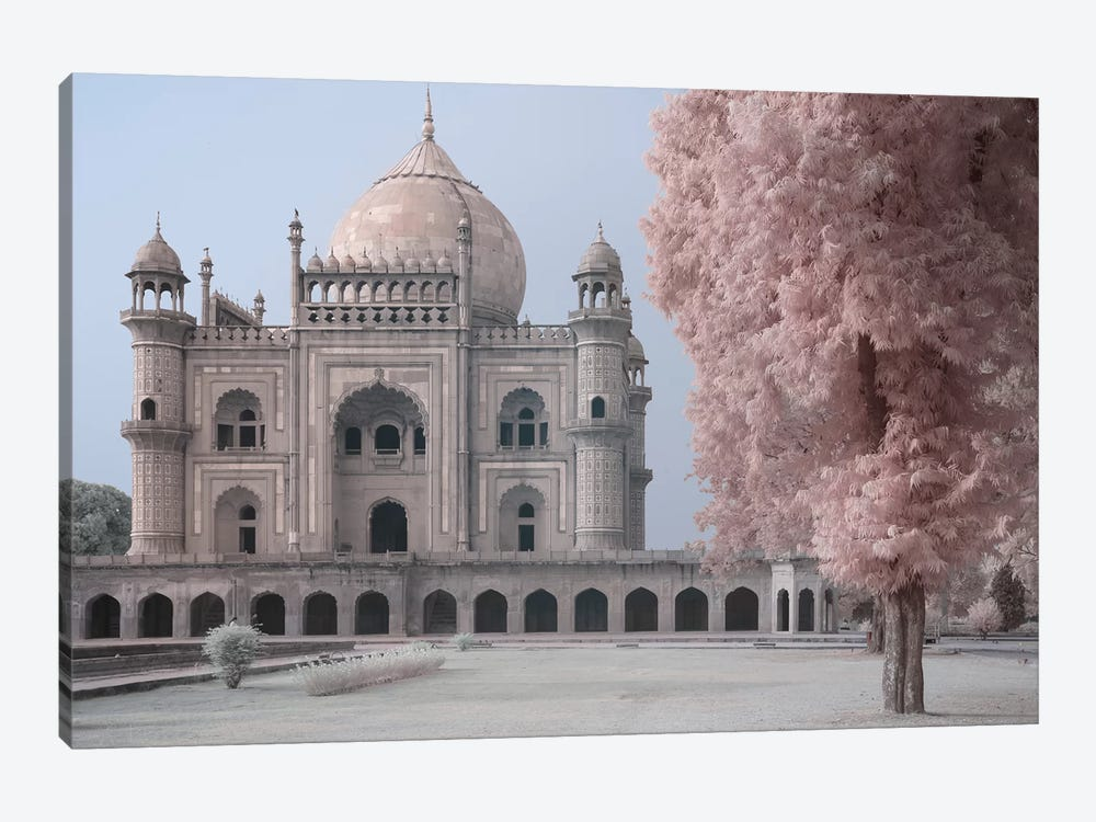 India Delhi Safdarjung's Tomb I by David Clapp Photography Limited 1-piece Canvas Wall Art