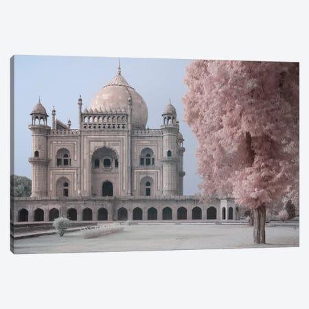 India Delhi Safdarjung's Tomb I Canvas Print #DCL43} by David Clapp Canvas Art Print