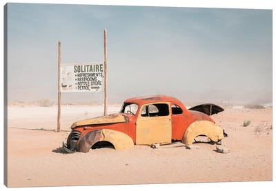 Namibia Solitaire II Canvas Art Print