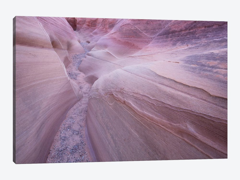 Nevada Valley Of Fire VII by David Clapp 1-piece Canvas Print