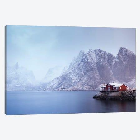 Norway Lofoten Sakrisoya XI Canvas Print #DCL70} by David Clapp Canvas Art