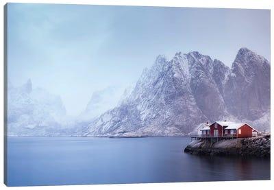 Norway Lofoten Sakrisoya XI Canvas Art Print
