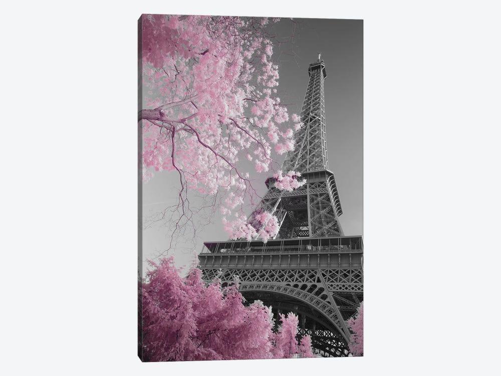 Paris Eiffel Tower XIII by David Clapp 1-piece Canvas Art Print