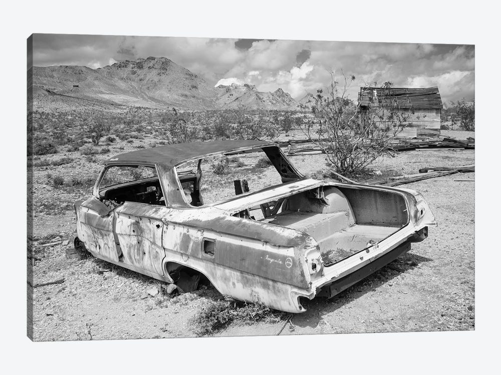 Rhyolite II by David Clapp Photography Limited 1-piece Canvas Artwork