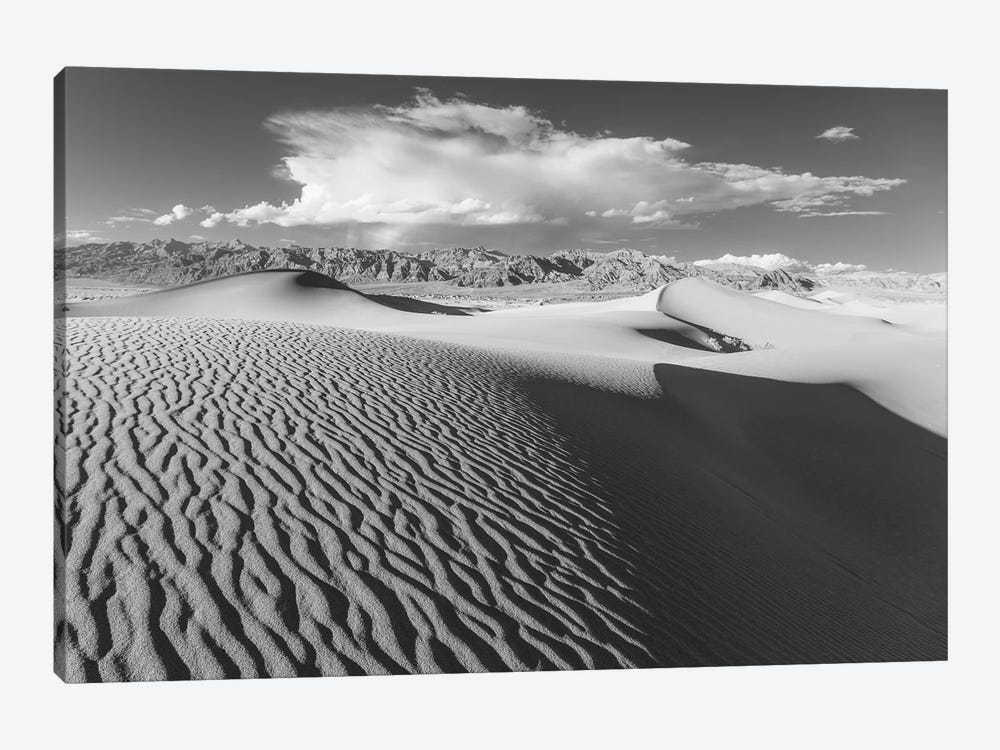Stovepipe Wells V by David Clapp Photography Limited 1-piece Canvas Print