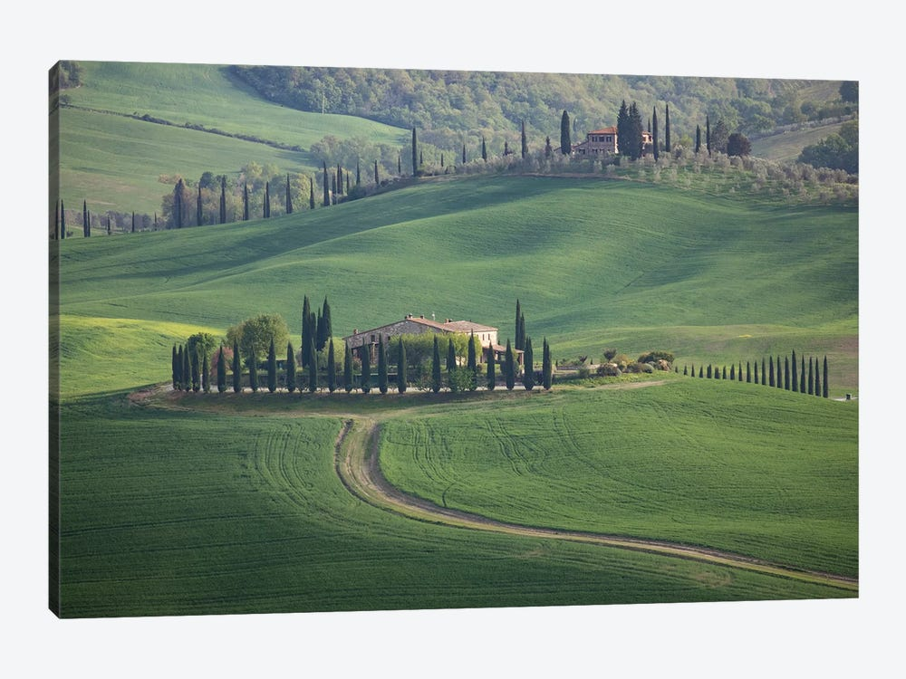 Tuscany Bagno Vignoni II by David Clapp Photography Limited 1-piece Art Print