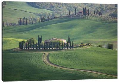 Tuscany Bagno Vignoni II Canvas Art Print