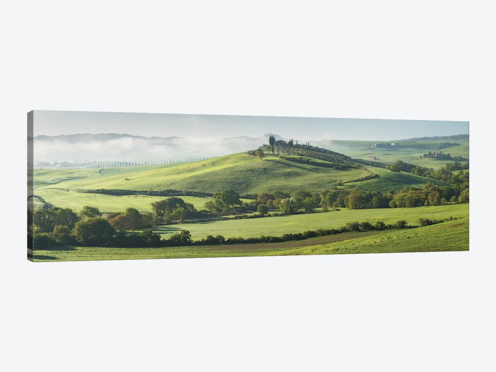 Tuscany Bagno Vignoni V by David Clapp Photography Limited 1-piece Canvas Art