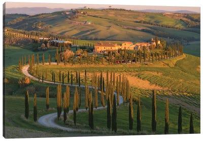 Tuscany Val d'Asso I Canvas Art Print