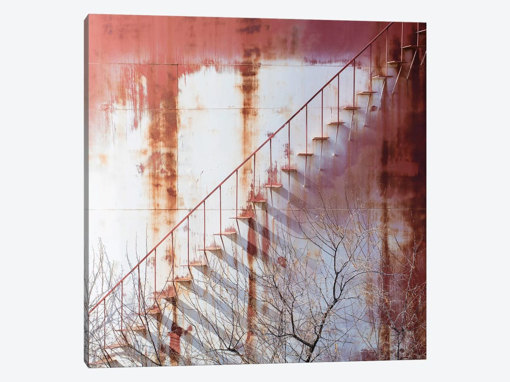 Utah Fredonia Factory VII by David Clapp Photography Limited 1-piece Canvas Artwork