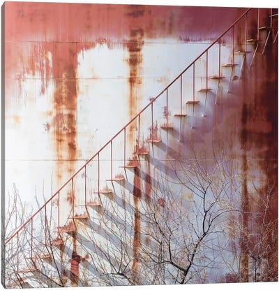 Utah Fredonia Factory VII Canvas Art Print