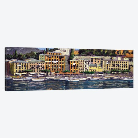 Santa Margherita Ligure Canvas Print #DCO14} by Daniela Corallo Canvas Art