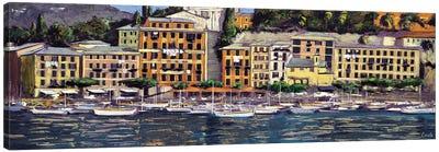 Santa Margherita Ligure Canvas Art Print
